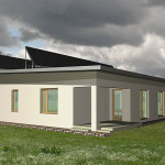 Niedrigenergie-Haus PLUS