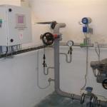 Řídící jednotka pro napouštění akumulačních nádrží s dálkovým ovládáním z dispečinku SPLZaK