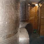 Akumulační nádrže 2 x 5 000 litrů v hotelu Centrál