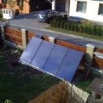 sluneční kolektor PROPULS