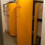 PAST s kondenzátory