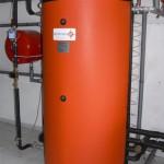 olektorový systém + PAST®, Žlutice (rodinný dům)