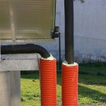 Kolektorový systém + PAST®, Brunšov (rodinný dům)