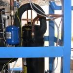Pod izolací se skrývá tepelné čerpadlo HP3BW–B o výkonu 7 nebo 11 kW od PZP KOMPLET a.s.