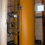 PAST 600 s tepelným čerpadlem HP3BW–7 kW od PZP KOMPLET a.s