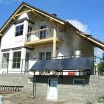Kolektorový systém + PAST®, Pila (rodinný dům)